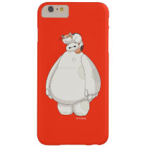 Baymax with Mochi on his Head Barely There iPhone 6 Plus Case