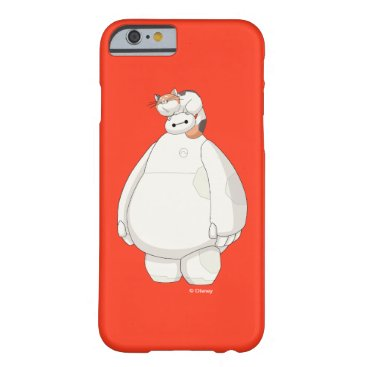Baymax with Mochi on his Head Barely There iPhone 6 Case