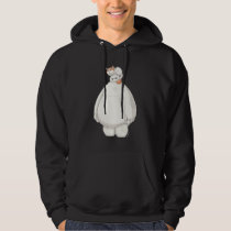 Baymax with Mochi on his Head Hoodie