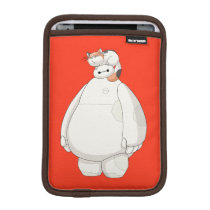Baymax with Mochi on his Head iPad Mini Sleeve