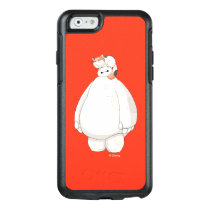 Baymax with Mochi on his Head OtterBox iPhone 6/6s Case