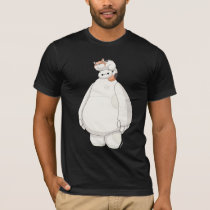 Baymax with Mochi on his Head T-Shirt