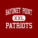 Bayonet Point - Patriots - New Port Richey button