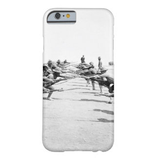 Bayonet practice.  Camp Bowie_War Image Barely There iPhone 6 Case