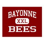 Bayonne - Bees - High School - Bayonne New Jersey Post Cards
