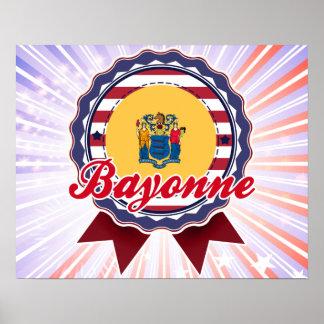 Bayonne, NJ Poster