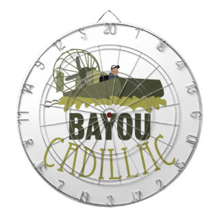 Bayou Cadillac Dart Boards