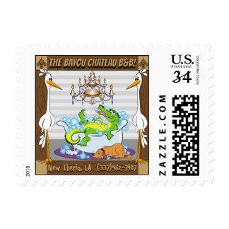 Bayou Chateau Stamps
