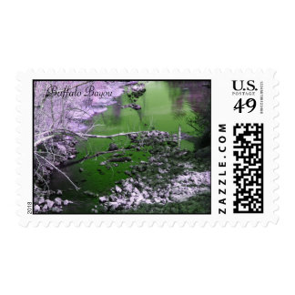 Bayou City Collection Stamp