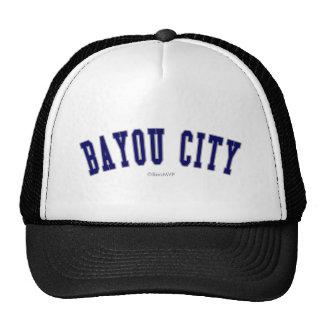 Bayou City Trucker Hat
