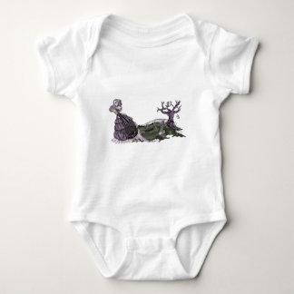 Bayou Doll Infant Creeper