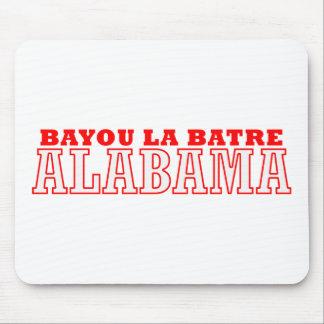 Bayou la Batre, Alabama City Design Mouse Pad
