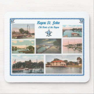 Bayou St. John Mouse Pad
