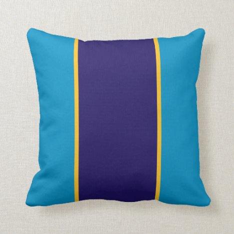 Bayou Sting Throw Pillow