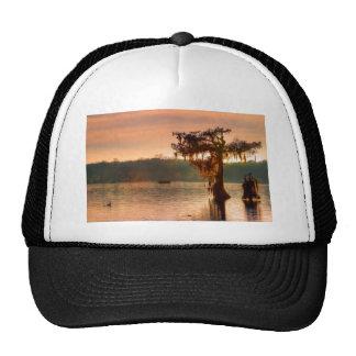 Bayou Sunset 5769 Mesh Hats