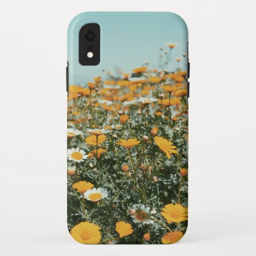 Bayshore Blooms iPhone XR Case