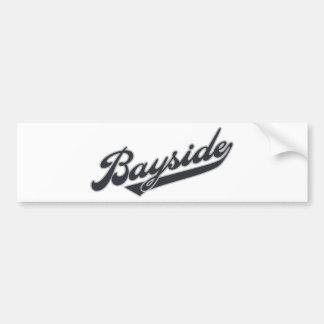 Bayside Pegatina Para Auto