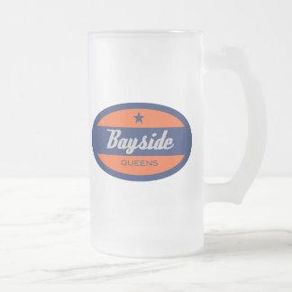 Bayside Jarra De Cerveza Esmerilada
