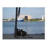 Bayside, Miami Florida Post Cards
