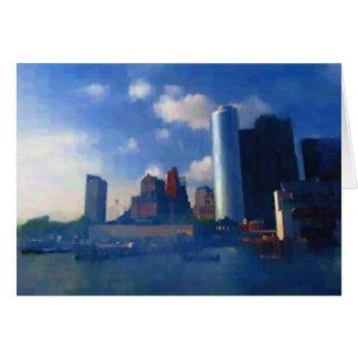 Bayside NYC Tarjeta De Felicitación