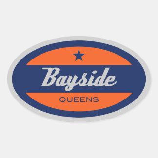 Bayside Oval Sticker