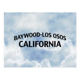 Baywood-Los Osos California Tarjeta Postal
