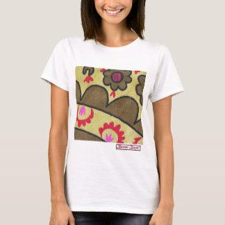 Bazaar Bayar Golden Suzani T-Shirt