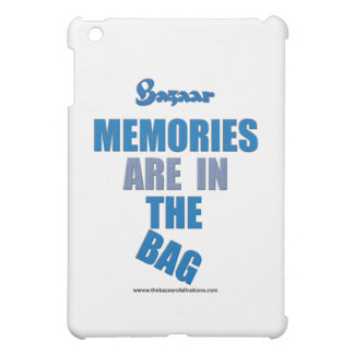 "Bazaar ""Memories Are In the Bag: Case For The iPad Mini"