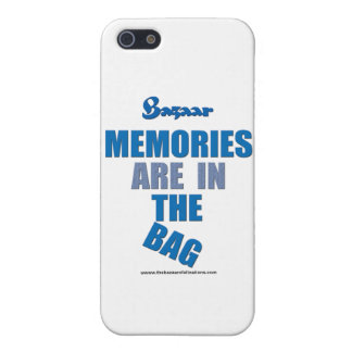 "Bazaar ""Memories Are In the Bag: iPhone 5 Cover"