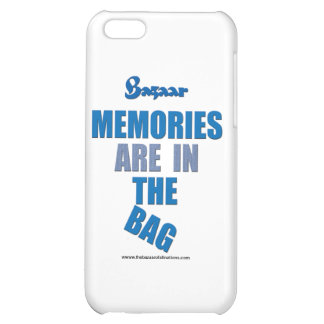 "Bazaar ""Memories Are In the Bag: Cover For iPhone 5C"