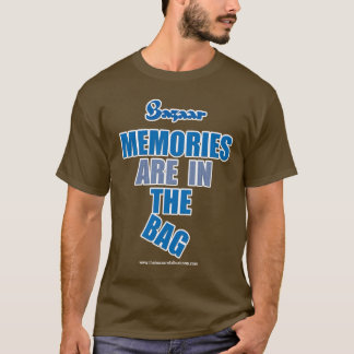 "Bazaar ""Memories Are In The Bag"" T-Shirt"