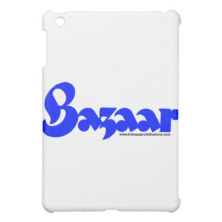 Bazaar Retro Font iPad Mini Case