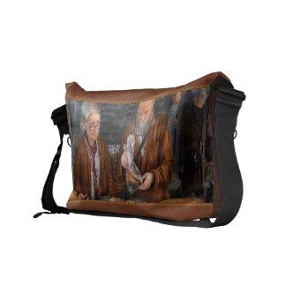 Bazaar - We sell fresh mushrooms Messenger Bag