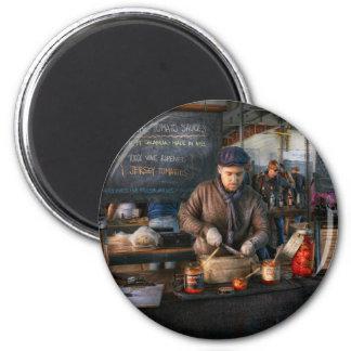 Bazaar - We sell tomato sauce 2 Inch Round Magnet