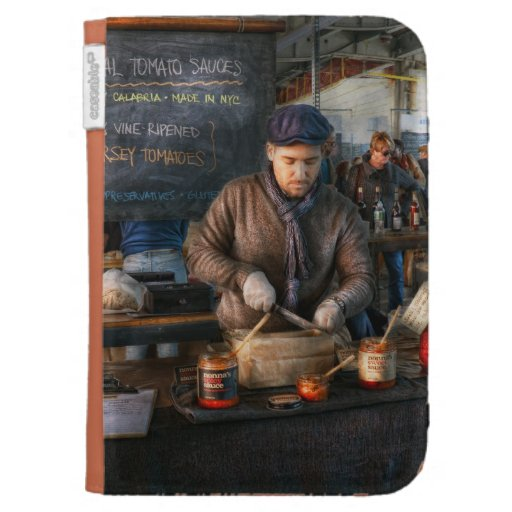 Bazaar - We sell tomato sauce Case For Kindle