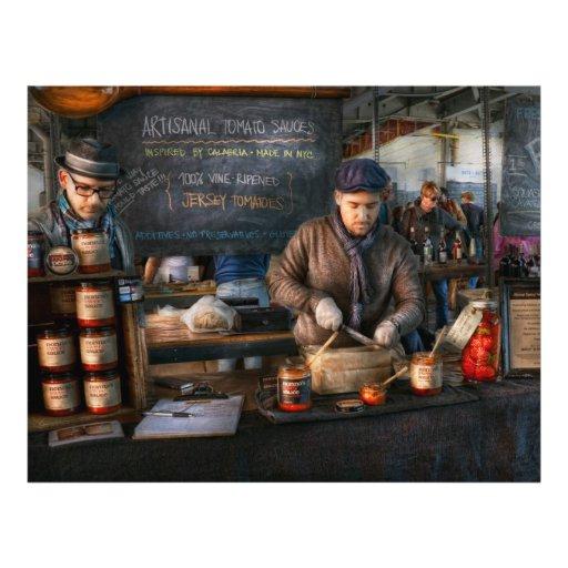 Bazaar - We sell tomato sauce Full Color Flyer