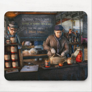 Bazaar - We sell tomato sauce Mouse Pad