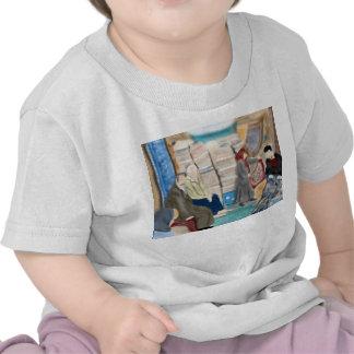 Bazar de Irán Isfahán Camiseta