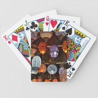 Bazar magnífico en Estambul, Turquía Baraja Cartas De Poker