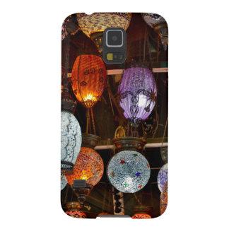 Bazar magnífico en Estambul, Turquía Funda Para Galaxy S5