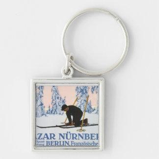 Bazar Nurnberg del vintage Llaveros Personalizados