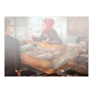 Bazar - vendo pescados anuncios personalizados