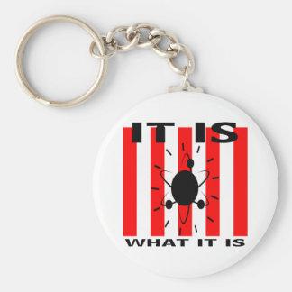 Bazinga Gifts Keychain