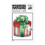 BaZooples Christmas Gift Postage Stamp