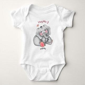 "BaZooples ""me abraza:)"" bebé de Elsie Remera"