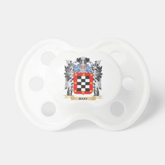 Bazy Coat of Arms - Family Crest BooginHead Pacifier