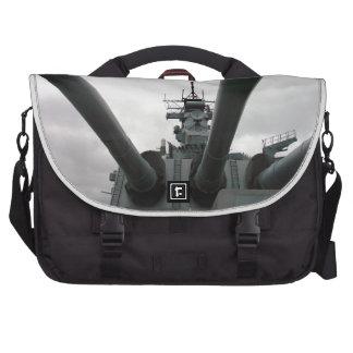 BB-62 acorazado New Jersey Bolsas De Portatil