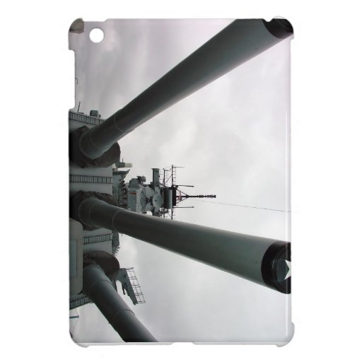 BB-62 Battleship New Jersey iPad Mini Cover