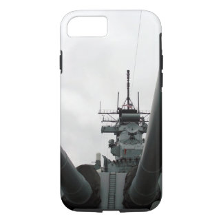 BB-62 Battleship New Jersey iPhone 7 Case