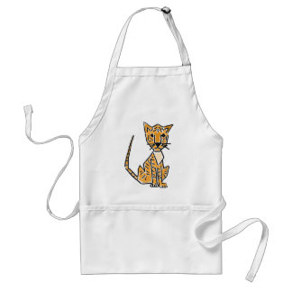 BB- Awesome Tiger Apron